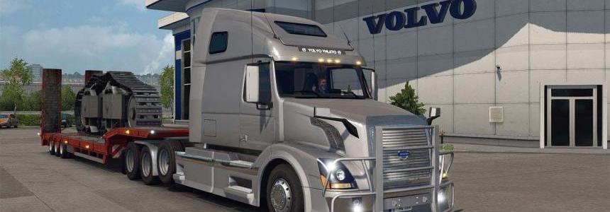 Volvo VNL 670 v1.6