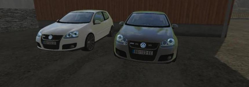 VW Golf 5 Pack v1.0