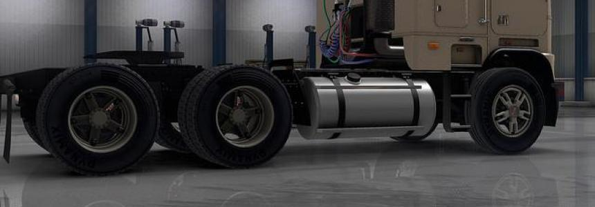 Wheels Dayton v3.0 1.5.х