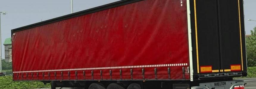 Wielton Red Trailer v1