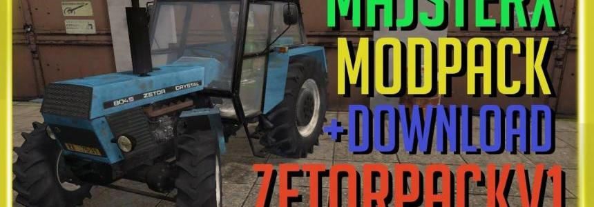 ZETOR Pack V1 by MajsterX