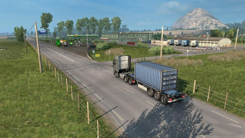 Trying To Snipe With Hdr Graphics: HDR Real Graphics Mod ETS2 1.26 (for Oculus Rift)