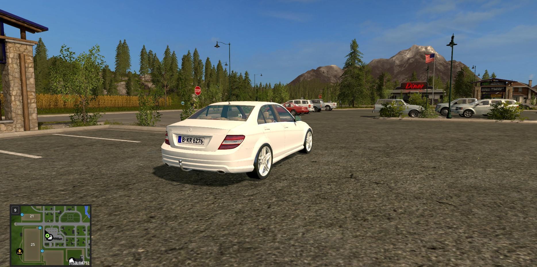 Mercedes Benz C350 All Modhub Us