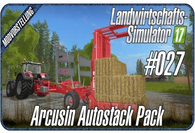 Arcusin Autostack Pack v1.0.2.0