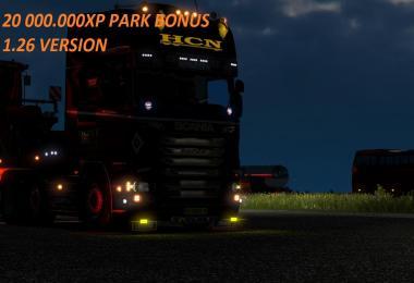 20 000 000XP PARK BONUS 1.26