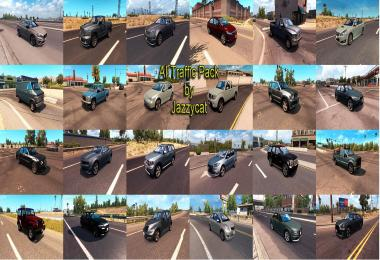 AI Traffic Pack by Jazzycat v1.9
