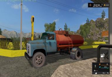 GAZ-53 Fuel tanker v1.0