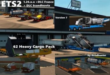 62 Heavy Cargo Pack Version v7.1