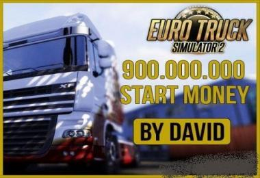 900.000.000 START MONEY 1.26