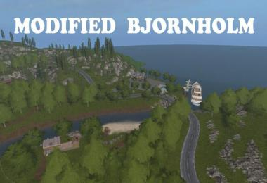 Modified Bjornholm v1.0