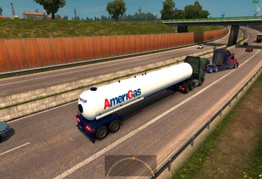 Amerigas Tanker v1