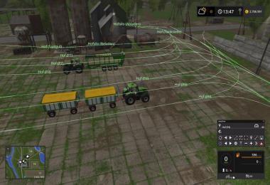 AutoDrive Streckennetz Sosnovka v1.0