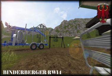 Binderberger RW14 (bunchers) v1.0