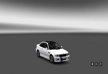 BMW M3 skin 1.26.x