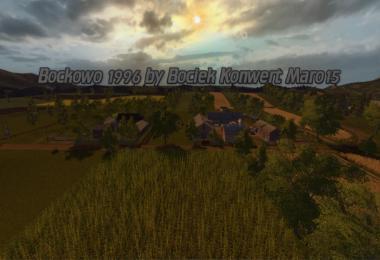 Bockowo 1996 Farming simulator 17 v1.0