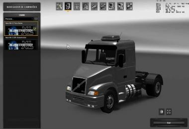Brazilian Volvo Trucks Pack v1.4.1