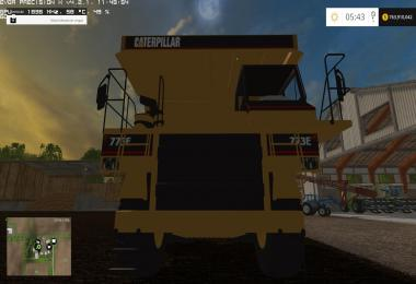 CAT 773F FOR MINING FS 2017 v1.0