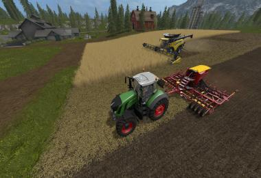 Chopped Straw - Direct Seeding Addon v1