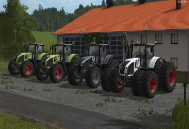 CLAAS Axion v1.0.1 by Smety