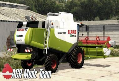 CLAAS LEXION 550 BETA