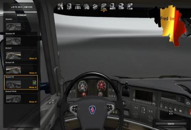 Dashboard for Scania V1.26 1.26.Xs