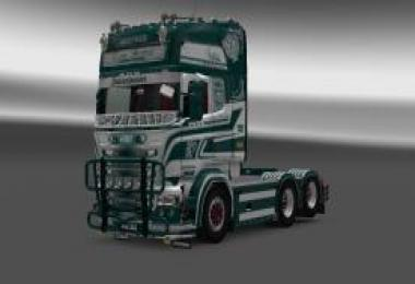 E.Van Theodora Scania RS RJL Skins 1.26