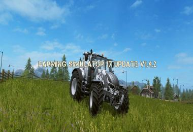 Farming Simulator 17 Update v1.4.2