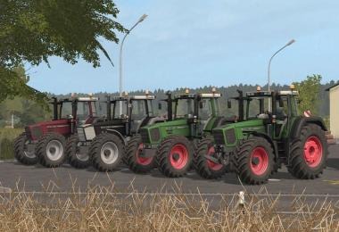Fendt Favorit 800 Series Pack v1.0
