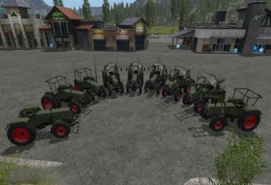 Fendt Favorit Pack v1.0