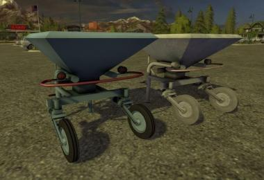 Fertiliser spreader D028/4 v3.0