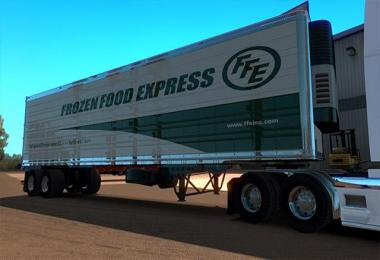FFE Frozen Wood Express Trailer v1.0
