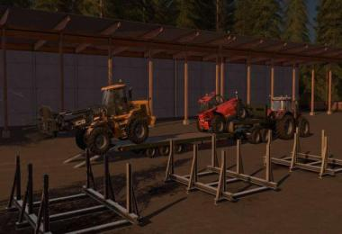 Flatbed low loader v1.0