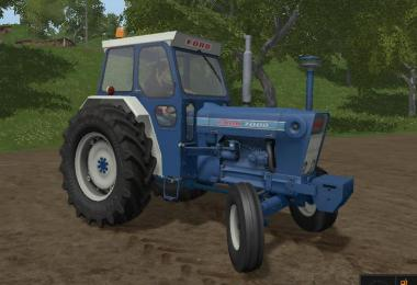 Ford 7000 forces v1.0
