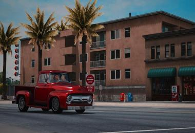 Ford F-100 Custom Cab 1956 v1.0