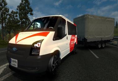 Ford Transit v1.3 by TVN Team