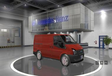 Ford Transit v1.3 by TVN Team