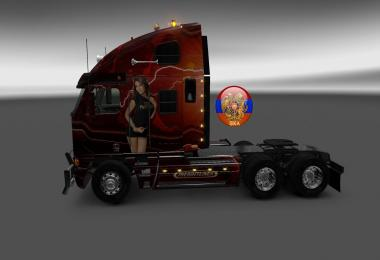 Freightliner Argosy Run Smart Skin 1.26.5.1s