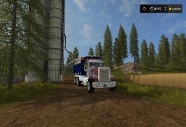 FREIGHTLINER FLD12064SD Dump Truck v1.1