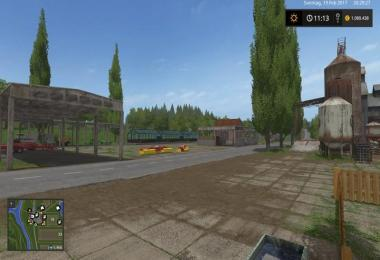 Herberts Sosnovka Converted default map