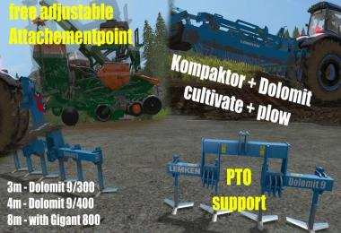 ITS Lemken Dolomit v2.5