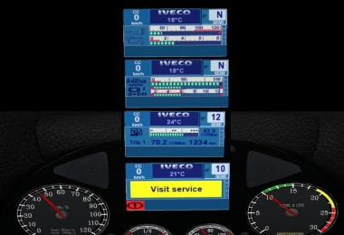 Iveco Stralis Board Computer