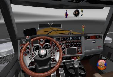 Kenworth W900 Long Cabin Accessory 1.26.4.3s