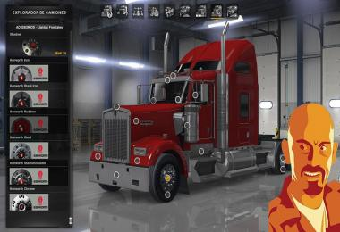 Kenworth Wheels Pack (ATS Version) 1.5.x
