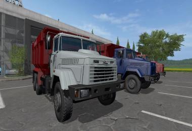 KrAZ 65055 v1.0.0.0