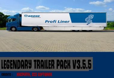 Legendary Trailer Pack v3.5.5