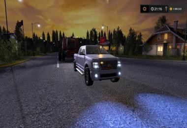 Lizzard Pickup TT safetycar v1.2.0.2