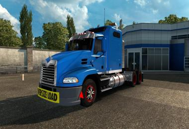 Mack Pinnacle for ETS2 [1.26.x] (upd: 25.02.2017)