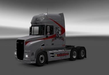 Mad Dog skin for DAF XT v1