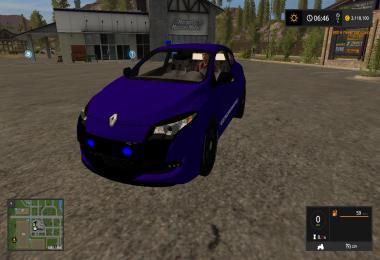 Megane RS BETA v1
