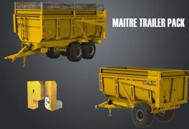 Maitre trailer pack v1.1